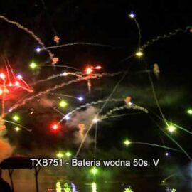 BATERIA WODNA TXB751