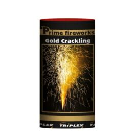 TXF183 GOLD CRACKLING