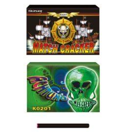 K0201 ACHTUNG/MATCH CRACKER