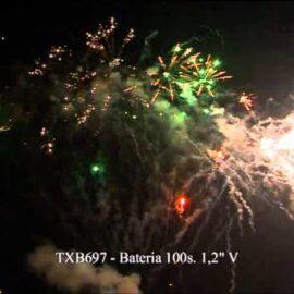 """XB4079 BATERIA 100S 1.2"""" Z"""