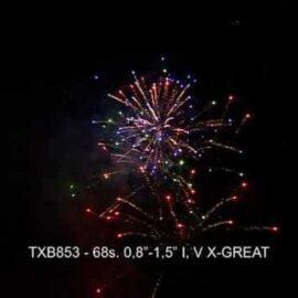 """TXB853 X- GREAT V 68S 1"""" - 1.2"""""""