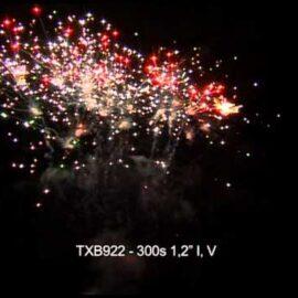"TXB922 BATERIA 300S 1.2"" I,V"