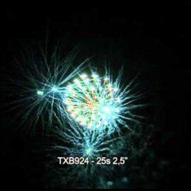 """TXB924 BATERIA 25S 2.5"""""""