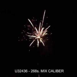 U32436 BATERIA 268S MIX