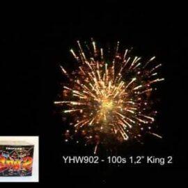 "YHW 902 KING 2 1.2"" 100s"