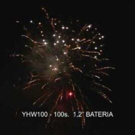 """YHW100 NEW EYESHOT 1.2"""" 100s"""