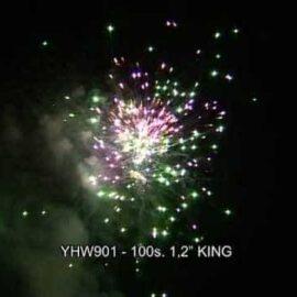 "YHW901 KING 1 1.2"" 100s"