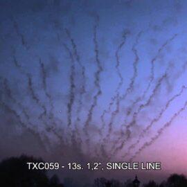 """TXC059 JEDNORZĘDÓWKA 13S 1.2"""""""