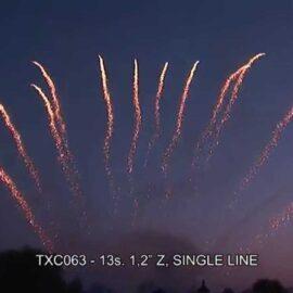 """TXC063 JEDNORZĘDÓWKA 13S 1.2"""""""