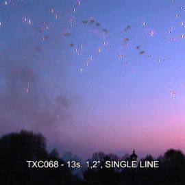 """TXC068 JEDNORZĘDÓWKA 13S 1.2"""""""