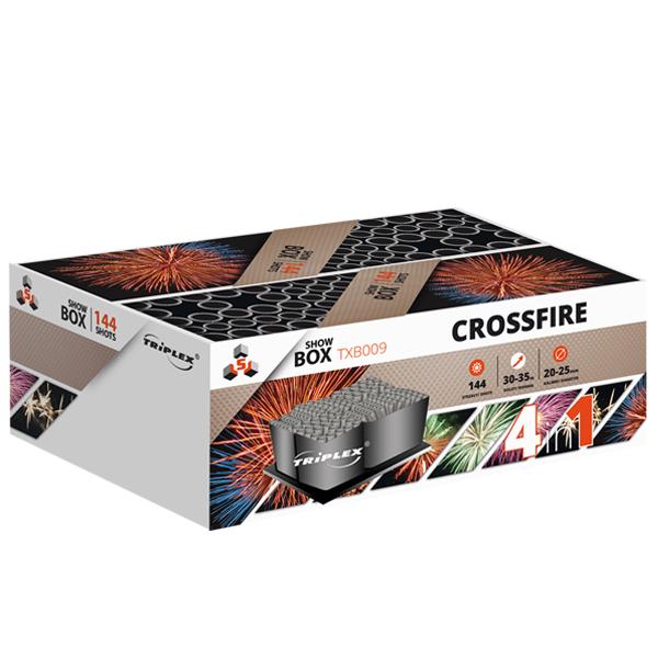 TXB009 CROSSFIRE 144S