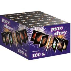 "TXB705 PYRO SKY 100S 0.8"""