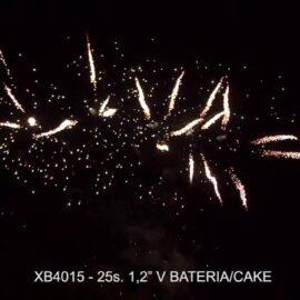 """XB4015 BATERIA 25S 1.2"""" V"""