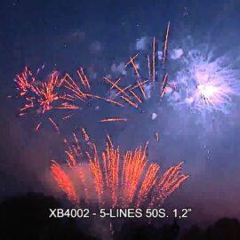 """XB4002 BATERIA 50S 1.2"""" V"""