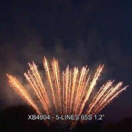 """XB4004 BATERIA 65S 1.2"""" V"""