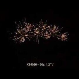 """XB4026 BATERIA 60S 1.2"""" V"""