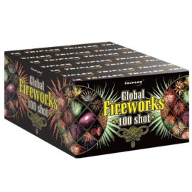 TXB112 GLOBAL FIREWORKS 100S 1""