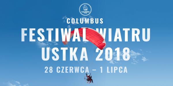 FESTIWAL WIATRU - USTKA 2018