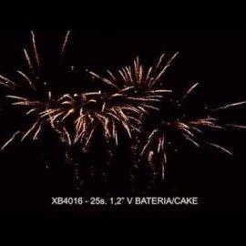 """XB4016 BATERIA 25S 1.2""""V"""