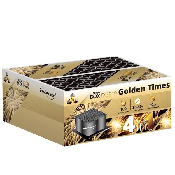 TXB319 GOLDEN TIMES 100S