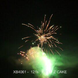 """XB4061 BATERIA 125S 1.2"""" I,V,Z"""