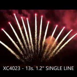 XC4023 JEDNORZĘDÓWKA 13S 1.2″