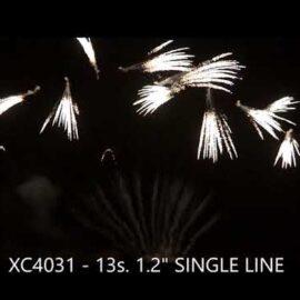 XC4031 JEDNORZĘDÓWKA 13S 1.2″